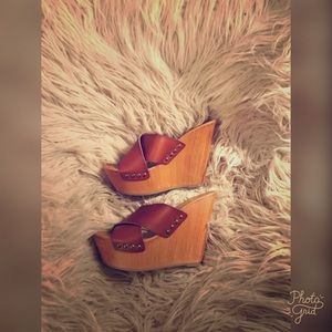 Mossimo Wedge Sandals